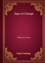 도서 이미지 - Signs of Change