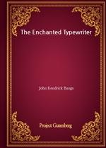 도서 이미지 - The Enchanted Typewriter