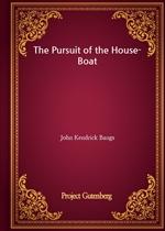 도서 이미지 - The Pursuit of the House-Boat