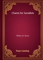 도서 이미지 - Chants for Socialists
