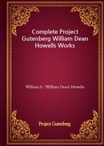 도서 이미지 - Complete Project Gutenberg William Dean Howells Works