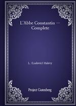 도서 이미지 - L'Abbe Constantin - Complete
