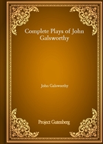 도서 이미지 - Complete Plays of John Galsworthy