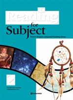 도서 이미지 - Reading for Subject 2