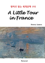 도서 이미지 - A Little Tour in France
