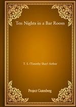 도서 이미지 - Ten Nights in a Bar Room