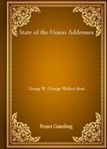 도서 이미지 - State of the Union Addresses - George W. (George Walker) Bush