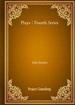 도서 이미지 - Plays : Fourth Series