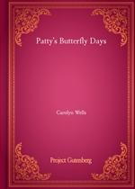 도서 이미지 - Patty's Butterfly Days