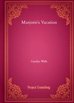 도서 이미지 - Marjorie's Vacation