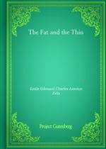 도서 이미지 - The Fat and the Thin