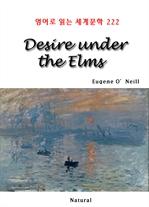 도서 이미지 - Desire Under the Elms