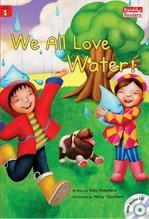 도서 이미지 - We All Love Water!