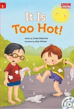 도서 이미지 - It Is Too Hot!