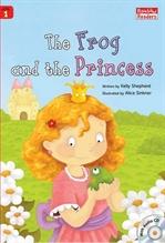 도서 이미지 - The Frog and the Princess