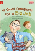 도서 이미지 - A Small Computer for a Big Job