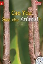 도서 이미지 - Can You See the Animal?