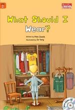 도서 이미지 - What Should I Wear?