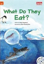 도서 이미지 - What Do They Eat?