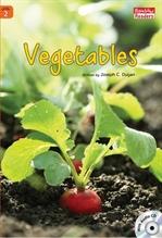 도서 이미지 - Vegetables!