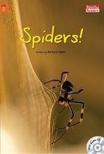 도서 이미지 - Spiders