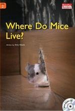 도서 이미지 - Where Do Mice Live?