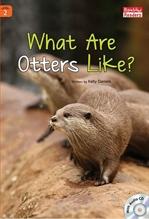 도서 이미지 - What Are Otters Like