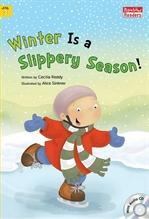 도서 이미지 - Winter Is a Slippery Season!