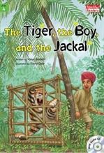 도서 이미지 - The Tiger, the Boy, and the Jackal