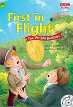 도서 이미지 - First in Flight: The Wright Brothers