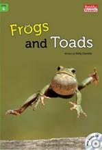 도서 이미지 - Frogs and Toads