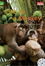 도서 이미지 - Life as a Monkey