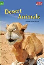 도서 이미지 - Desert Animals
