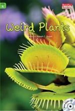 도서 이미지 - Weird Plants