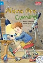 도서 이미지 - Aliens Are Coming!