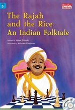 도서 이미지 - The Rajah and the Rice: An Indian Folktale