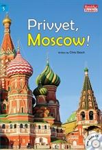 도서 이미지 - Privyet, Moscow!