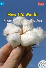 도서 이미지 - How It's Made:From Cotton to Clothes