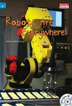 도서 이미지 - Robots are Everywhere!