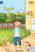 도서 이미지 - Tom's New Business
