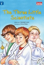 도서 이미지 - The Three Little Scientists