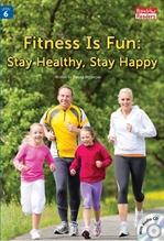 도서 이미지 - Fitness Is Fun: Stay Healthy, Stay Happy