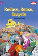 도서 이미지 - Reduce, Reuse, Recycle