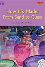 도서 이미지 - How It's Made:From Sand to Glass