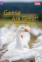 도서 이미지 - Geese Are Great!