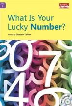 도서 이미지 - What Is Your Lucky Number?