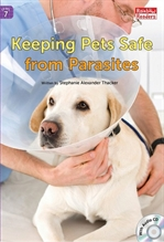 도서 이미지 - Keeping Pets Safe from Parasites