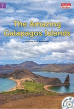 도서 이미지 - The Amazing Galapagos Islands