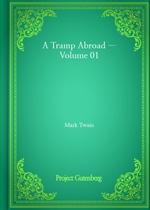 도서 이미지 - A Tramp Abroad - Volume 01