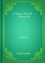 도서 이미지 - A Tramp Abroad - Volume 04
